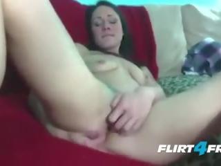 petite, anal, fingering