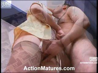 ChrisTina And Monty Sexual Elder Scene
