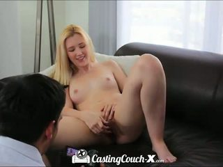 Casting kursi x: hot pirang rumaja fucked on casting