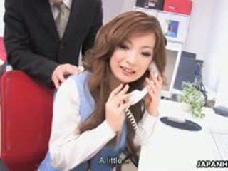 brunetă, japonez, muie