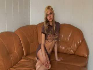 ロシア 王女 stripping 上の ザ· ソファ