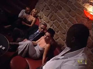 Italien club orgie vidéo