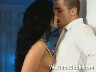 Bettina DiCapri BJ And Cumshot In Mouth