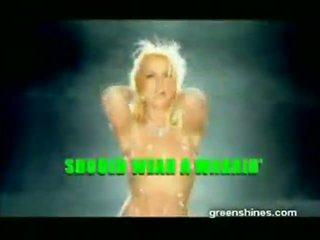 Britney spears مسروق toxic فيديو