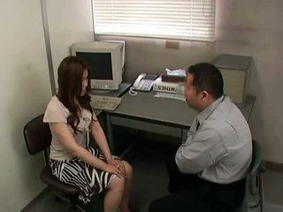 brunete, izdilis, birojs