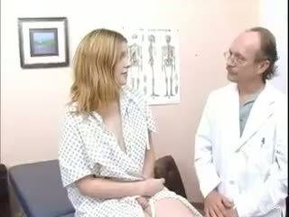 Rhonda Got More Than A Breast Consultation! Dr. Slute Used