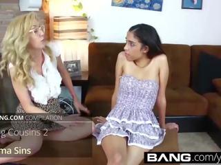 Bang.com: najlepšie na násťročné lesbičky kompilácia